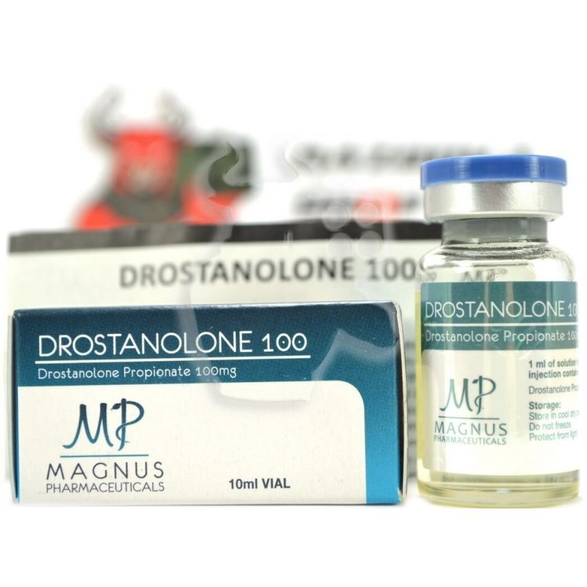 "Drostanolone 100 ""Magnus"" (10ml/100mg)"
