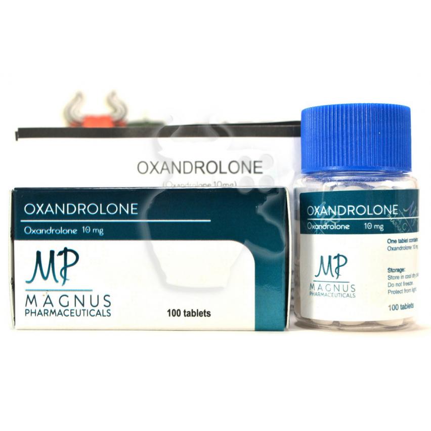 "Oxandrolone ""Magnus"" (100tab/10mg)"