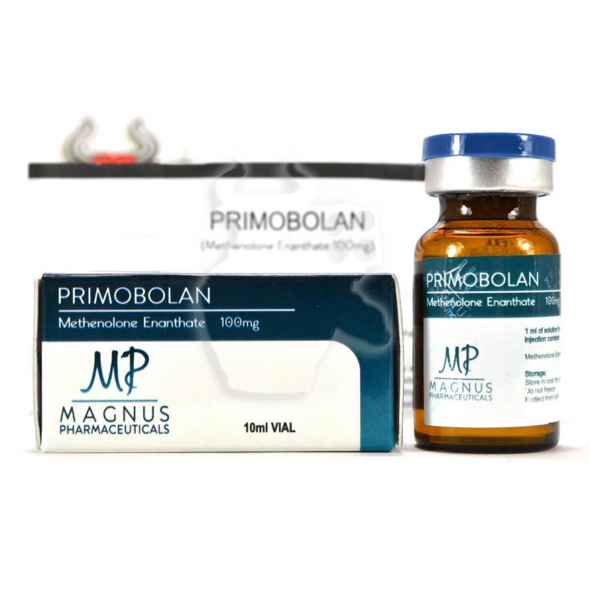 """Primobolan """"Magnus"""" (10ml/100mg)"""