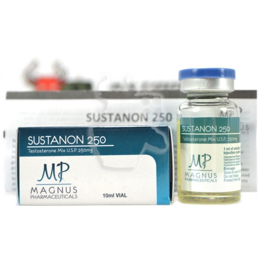 "Sustanon ""Magnus"" (10ml/250mg)"