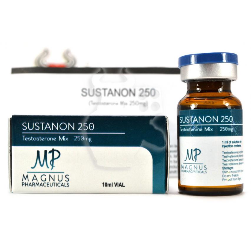 """Sustanon """"Magnus"""" (10ml/250mg)"""