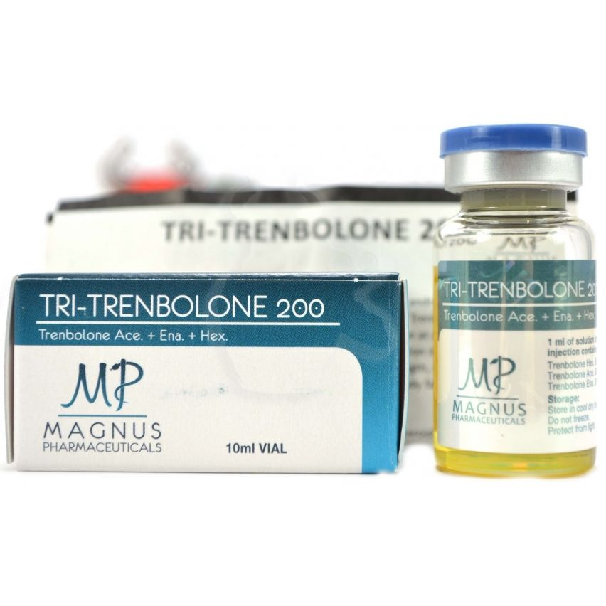 "Tri-Trenbolone ""Magnus"" (10ml/200mg)"