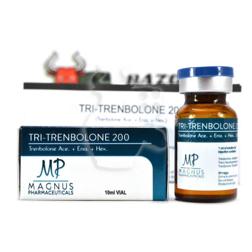 "Tri-Trenbolone ""Magnus"" (10ml/200mg)"