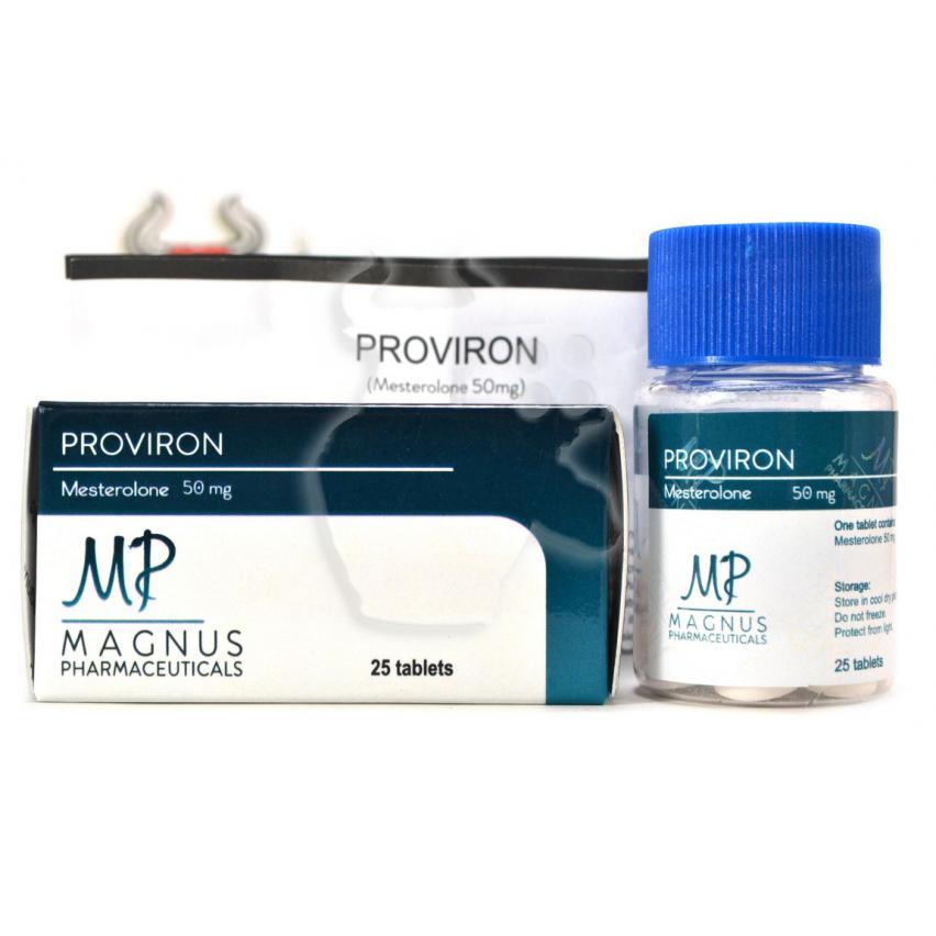 "Proviron ""Magnus"" (25tab/50mg)"