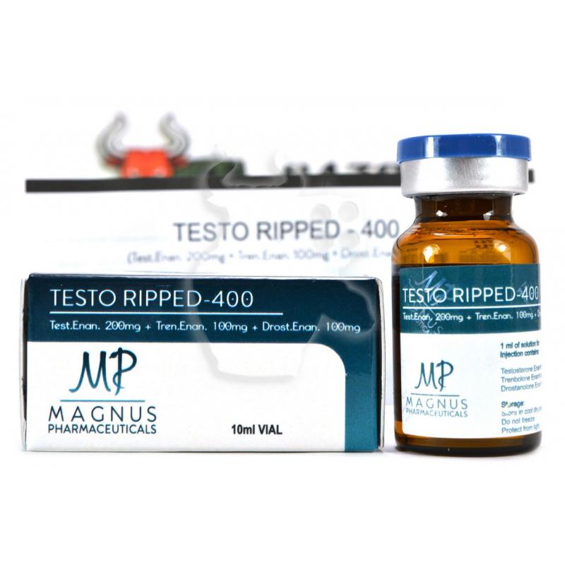 "Testo Ripped 400 ""Magnus"" (10ml/400mg)"