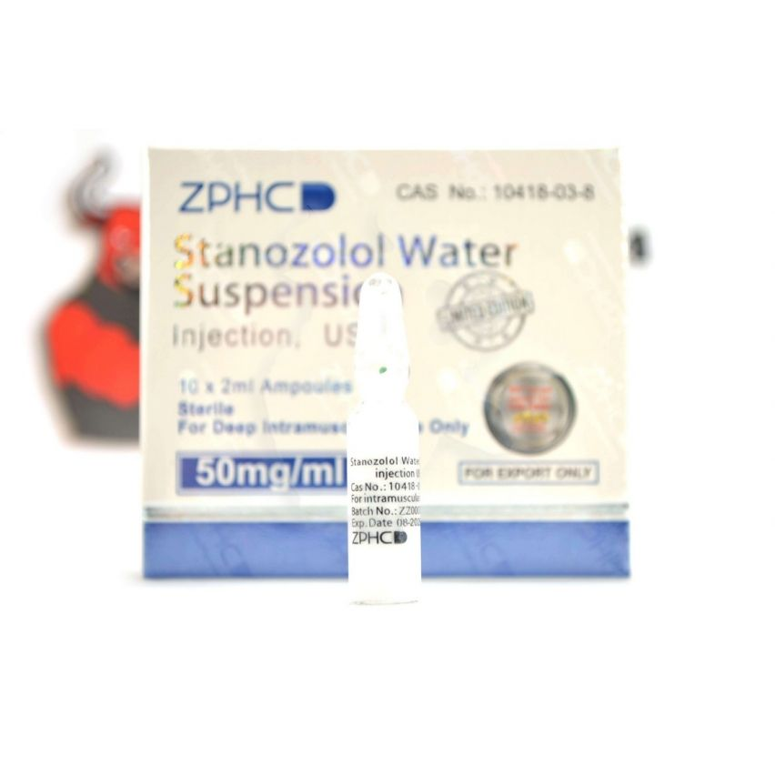 "Stanozolol Suspension ""ZPHC"" (2ml/50mg)"