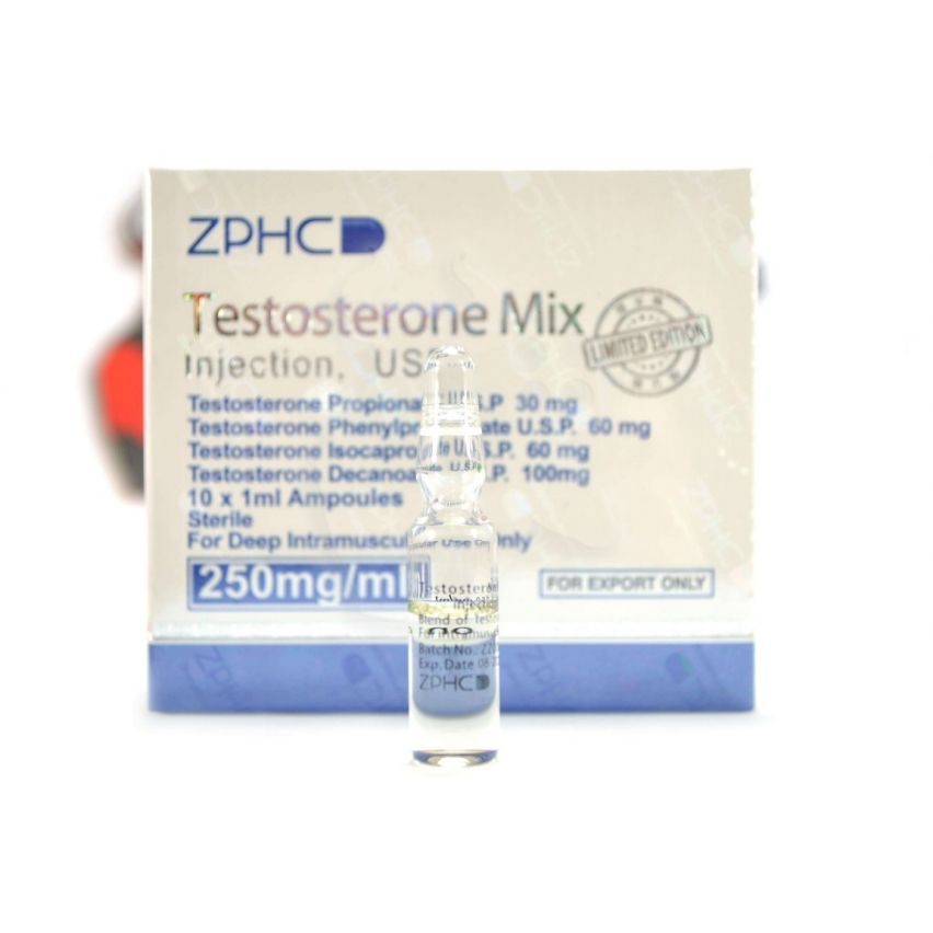 "Testosterone mix SUST ""ZPHC"" (1ml/250mg)"