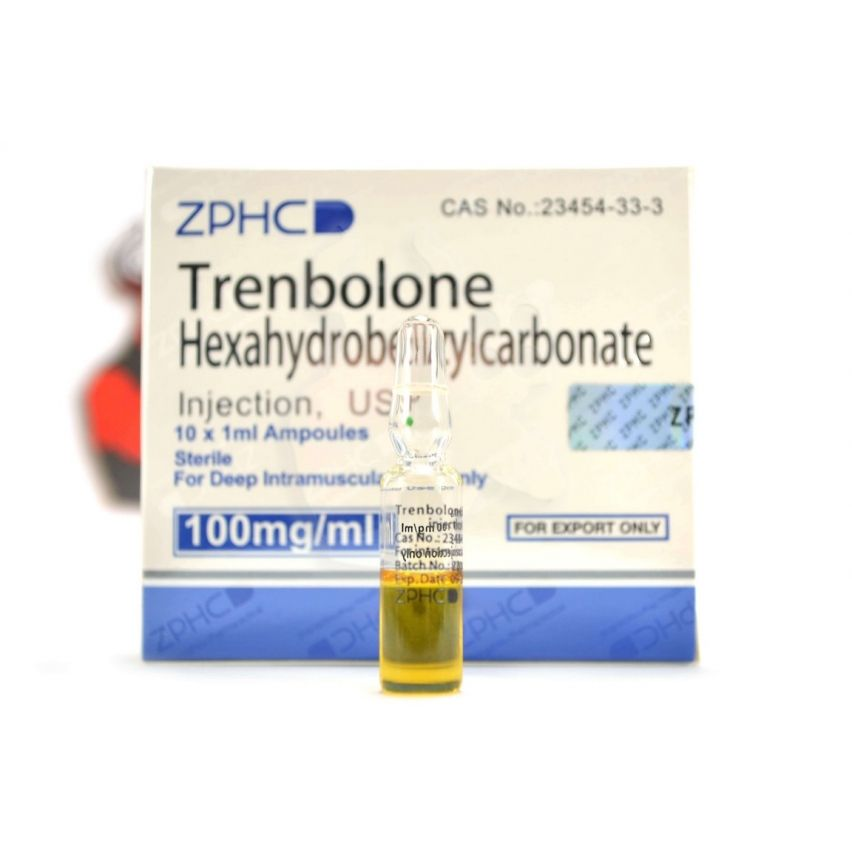 "Trenbolone Hexahydrobenzylcarbonate ""ZPHC"" (1ml/100mg)"