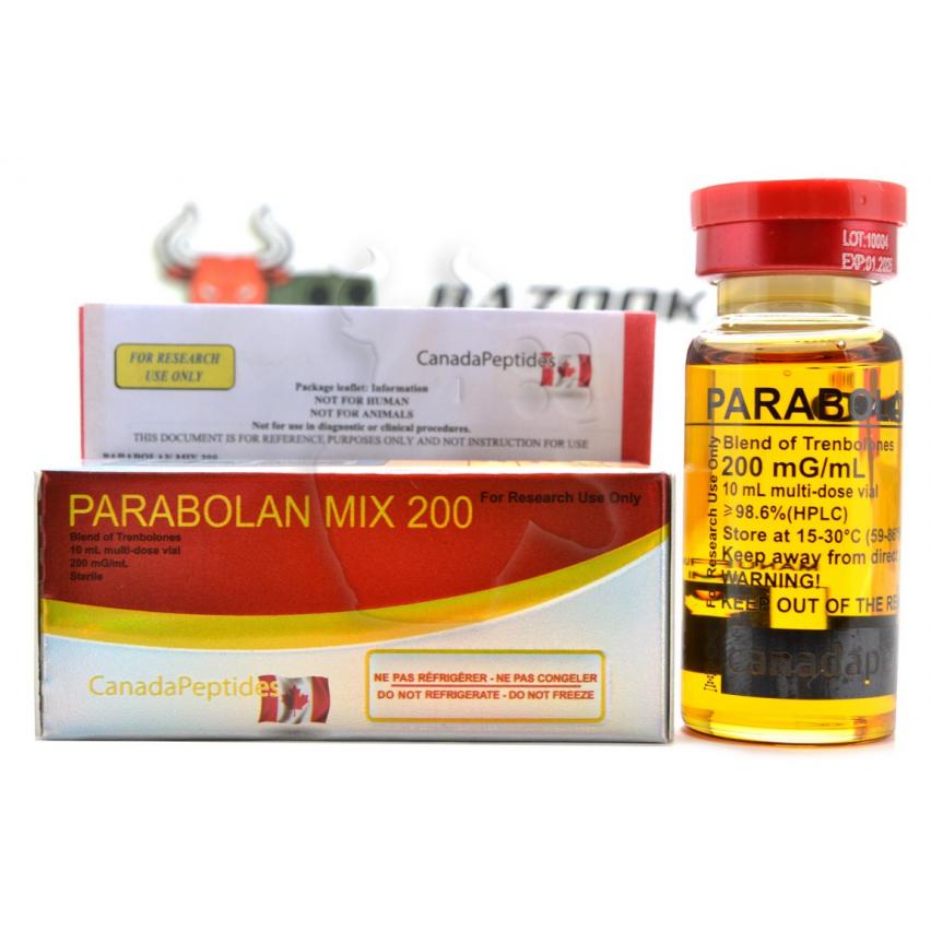 "Parabolan Mix 200 ""Canada Peptides"" (10ml/200mg)"