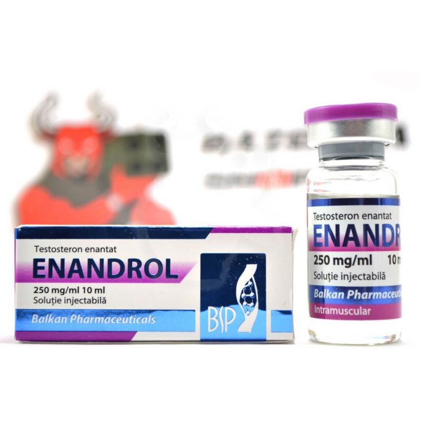 "Enandrol ""Balkan"" (10ml/250mg)"