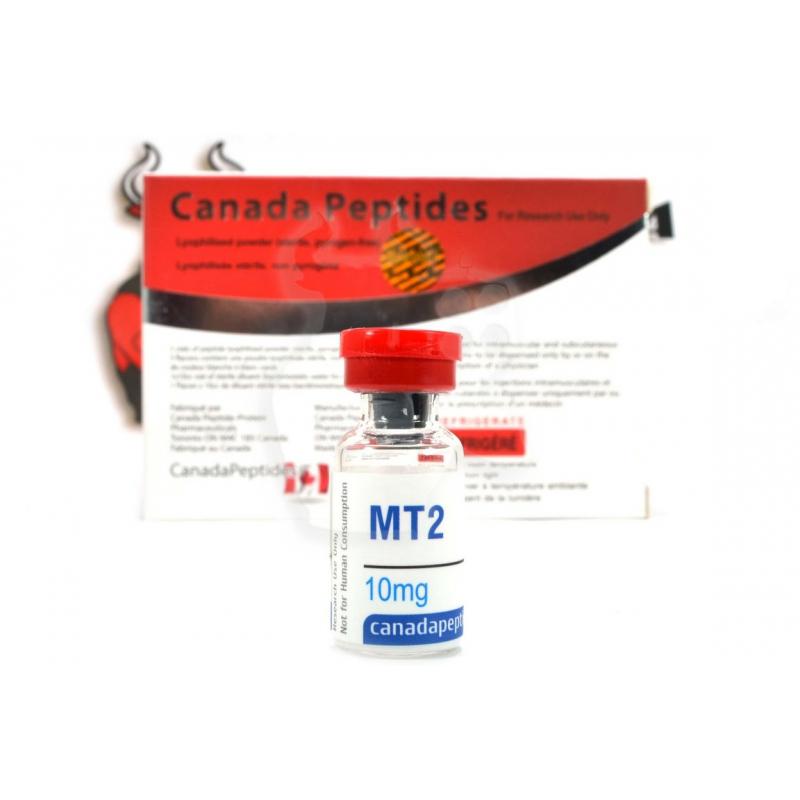 Melanotan 2 ''Canada Peptides'' (10mg)