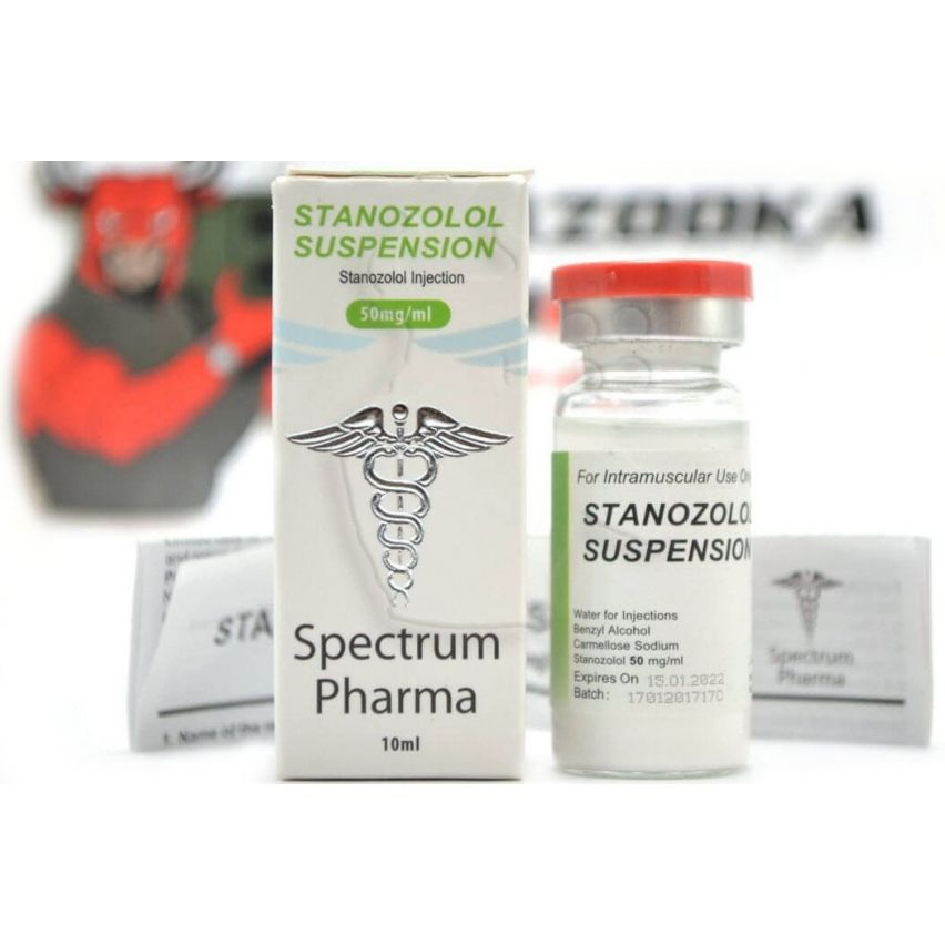 "Stanozolol Suspension ""Spectrum"" (10ml/50mg)"