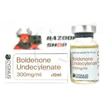 "Boldenone Undecylenate ""Cygnus"" (10ml/300mg)"