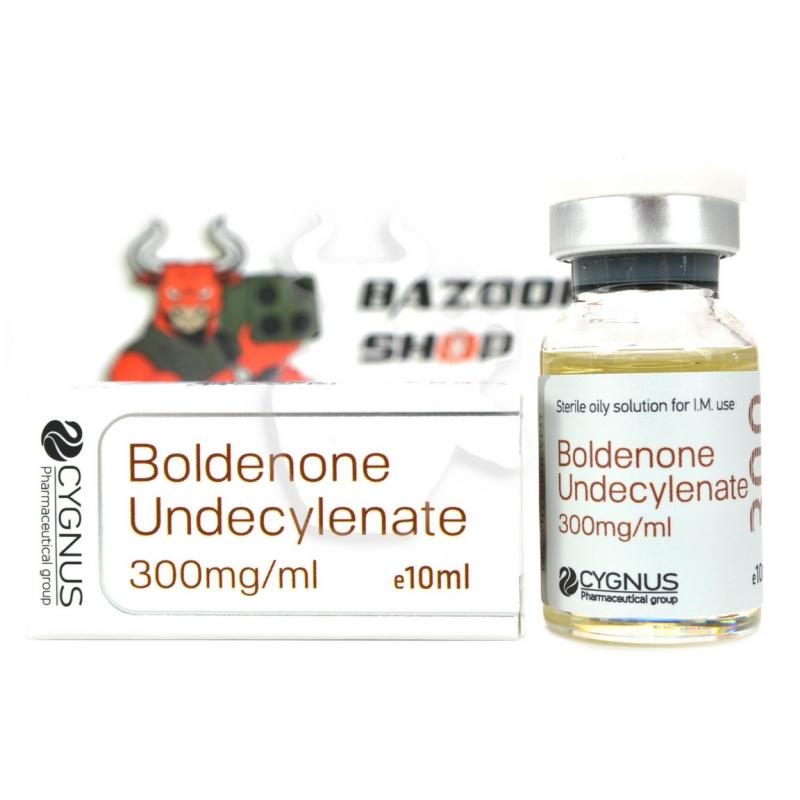Boldenone gz mg