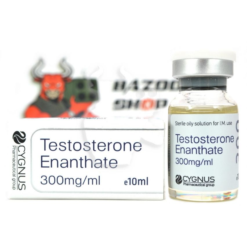 "Testosterone Enanthate ""Cygnus"" (10ml/300mg)"
