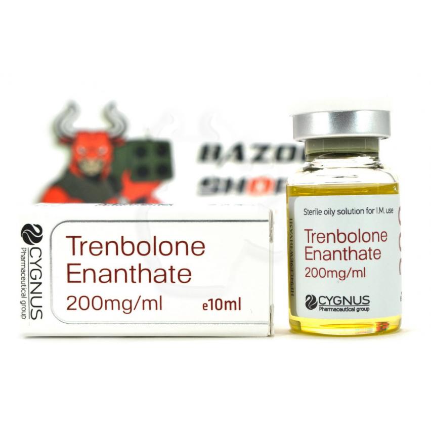 "Trenbolone Enanthate ""Cygnus"" (10ml/200mg)"