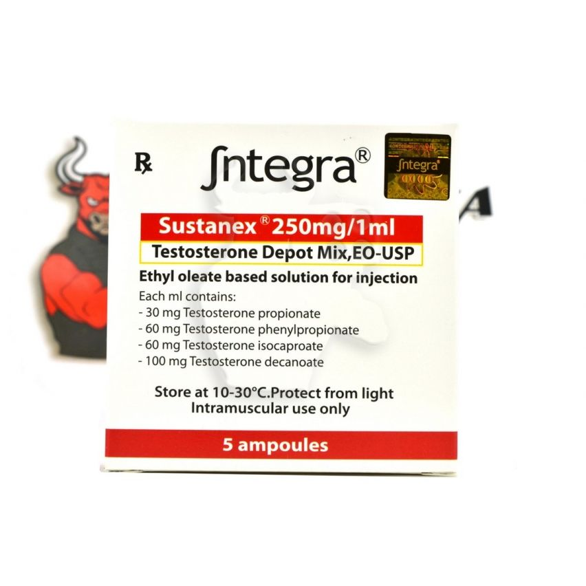 "Sustanex ""Integra"" (1ml/250mg)"