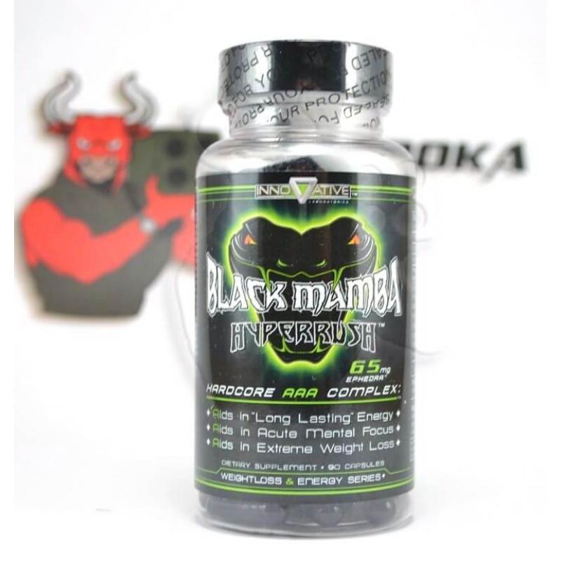 "Black Mamba ""Innovative"" (90 cap)"