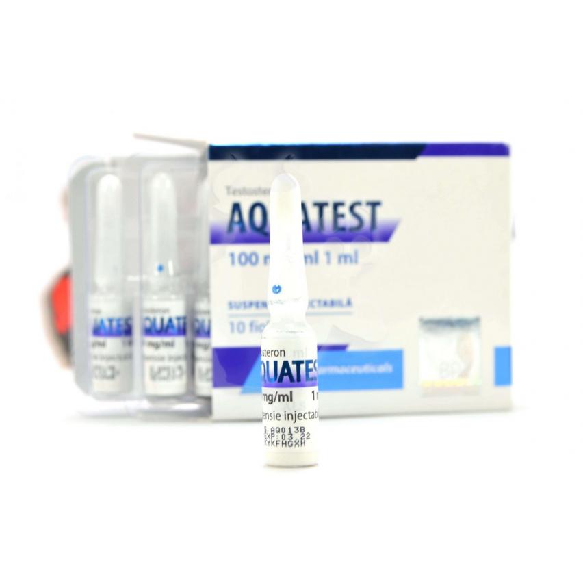 "Aquatest 100 ""Balkan"" (1ml/100mg)"