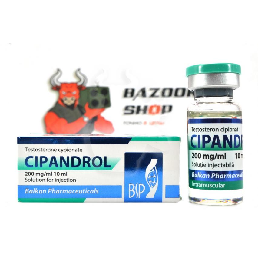 "Cipandrol ""Balkan"" (10ml/200mg)"