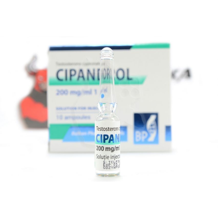"Cipandrol ""Balkan"" (1ml/200mg)"