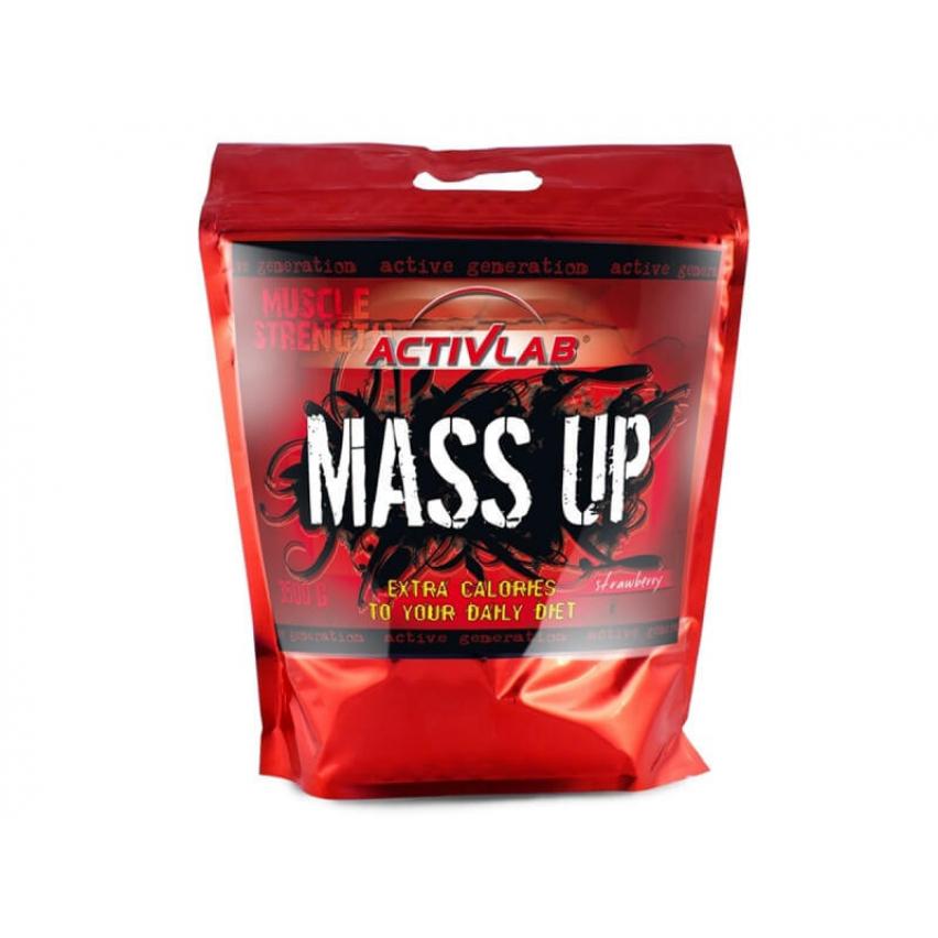 """Mass Up """"Activlab"""" (1200g)"""
