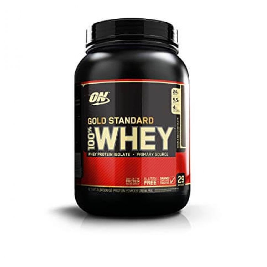 "Gold Standard 100% Whey ""Optimum Nutrition"" (900g)"