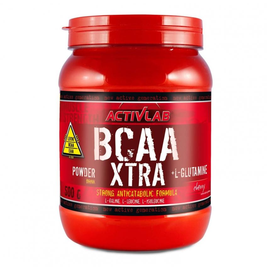 """BCAA Xtra """"ActivLab"""" (500g)"""