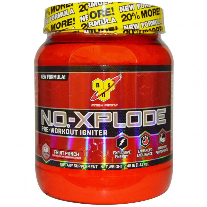 N.O.-XPLODE Pre-Workout Igniter(BSN)