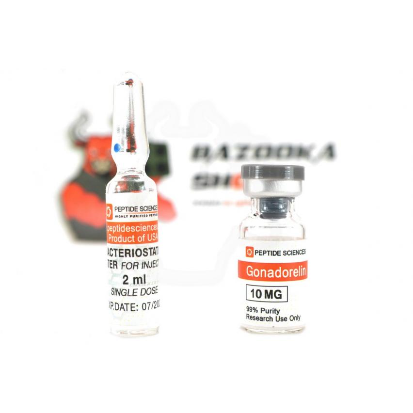 """Gonadorelin """"Peptide Sciences"""" (10mg)"""