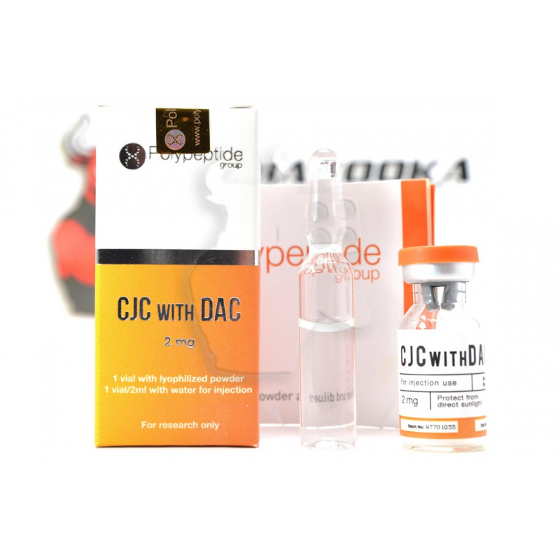 """CJC-1295 with DAC """"Polypeptide Group"""" (2mg)"""