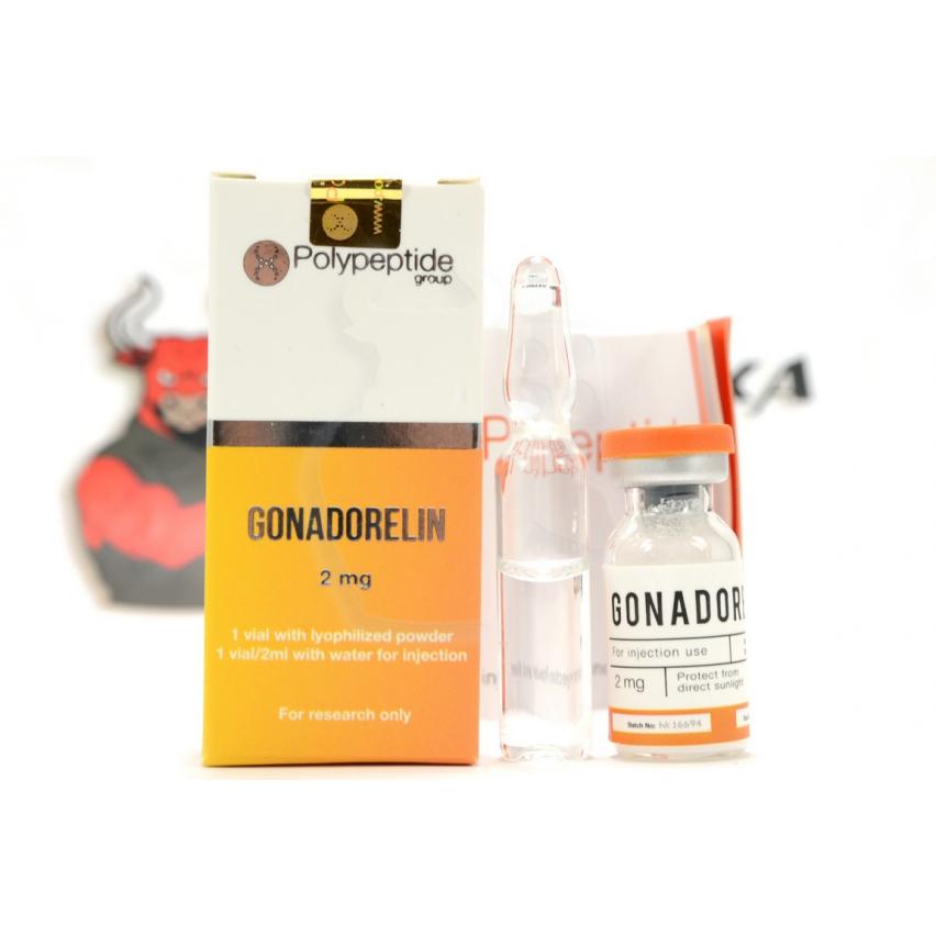 """Gonadorelin """"Polypeptide Group"""" (2mg)"""
