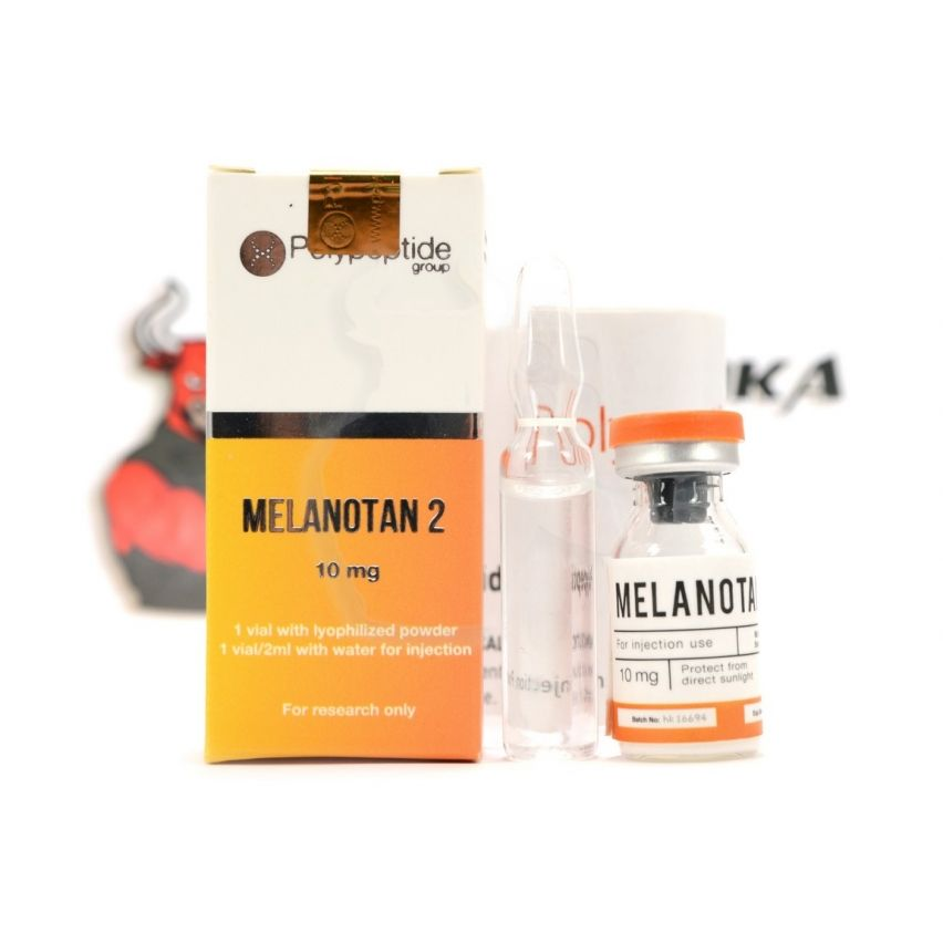 Melanotan 2 ''Polypeptide Group'' (10mg)