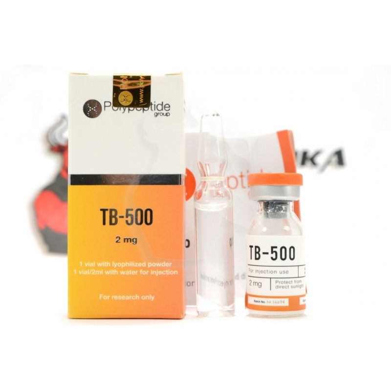 """TB-500 """"Polypeptide Group"""" (2mg)"""