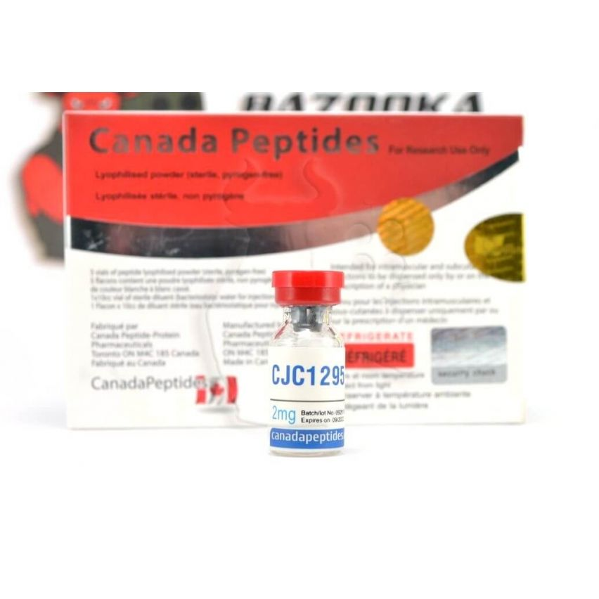 """CJC-1295 """"Canada Peptides"""" (2mg)"""