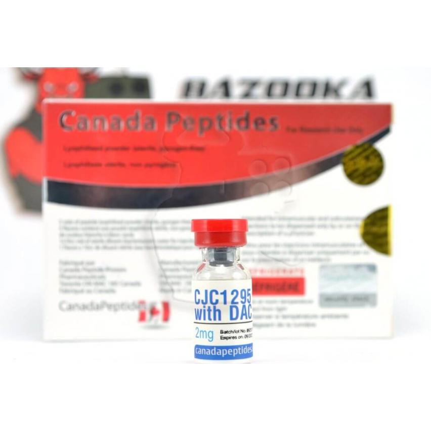 "CJC-1295 with DAC ""Canada Peptides"" (2mg)"