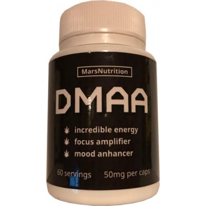 DMAA Mars Nutrition (60 cap/50 mg)