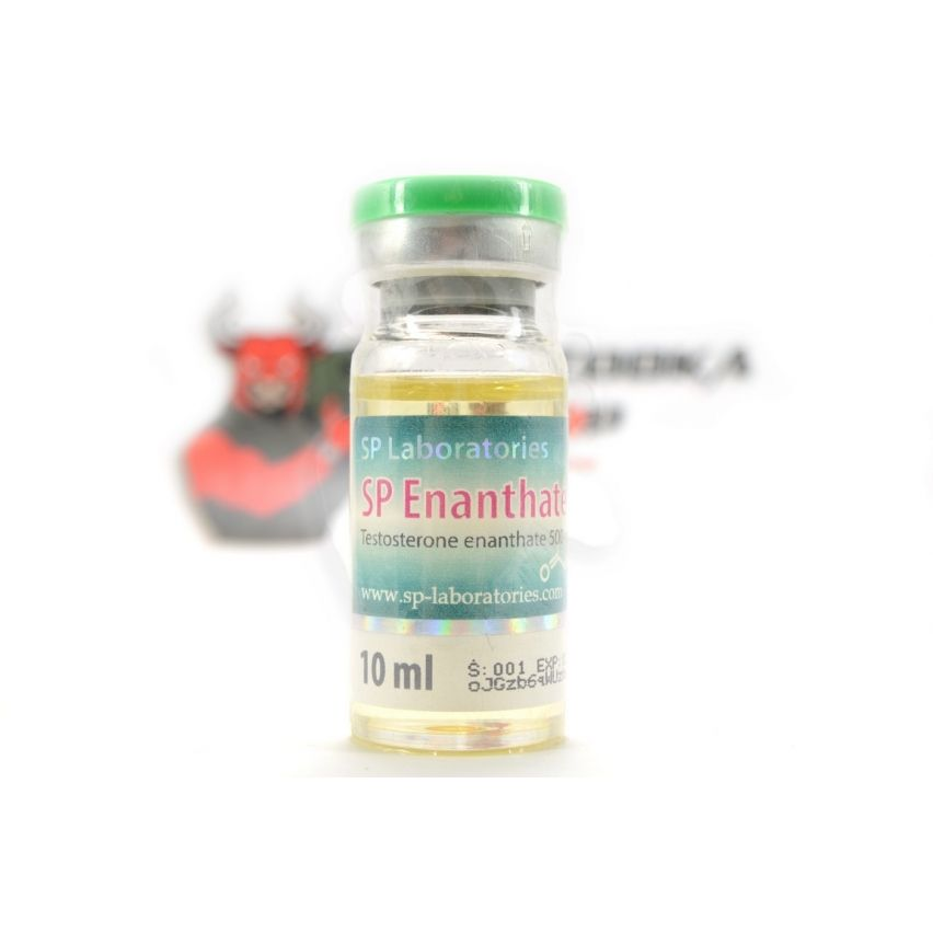 "Enanthate FORTE ""SP Labs"" (10ml/500mg)"