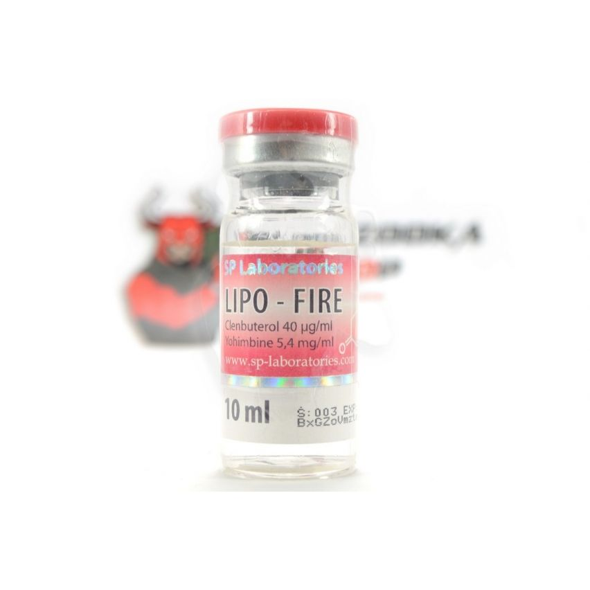 "LIPO - FIRE ""SP Labs"" (10ml/40mcg)"