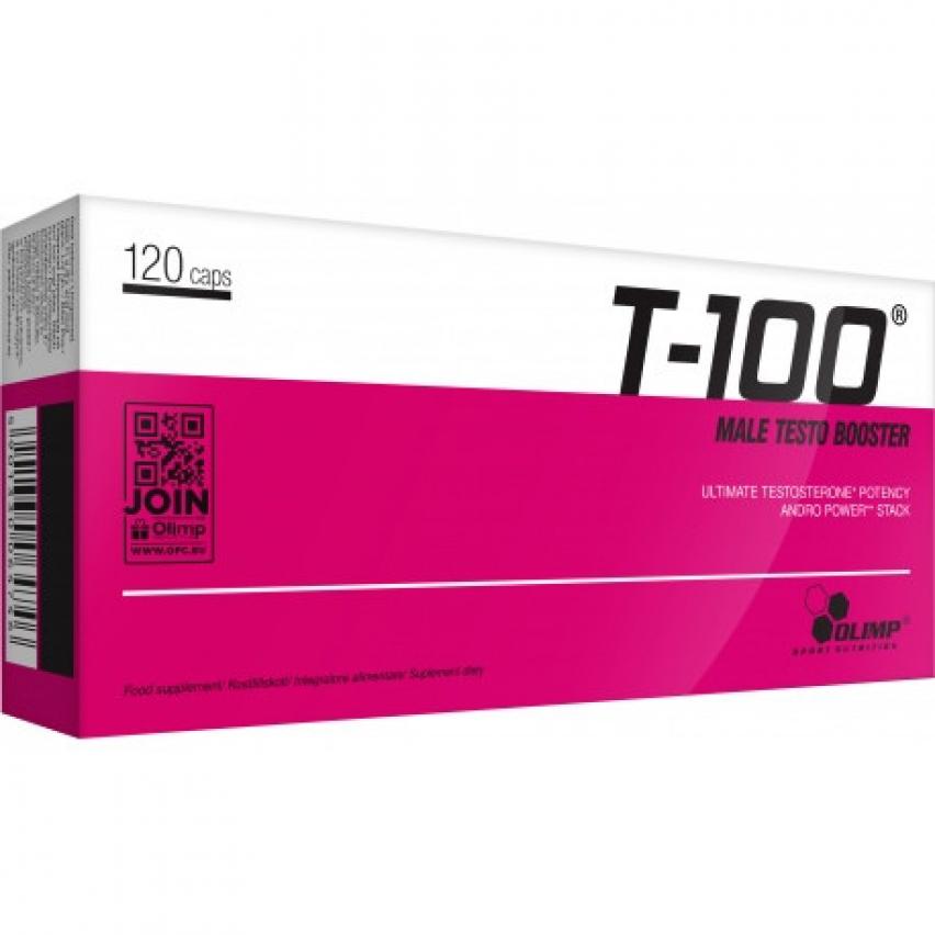 """T-100 """"Olimp Labs"""" (120cap)"""