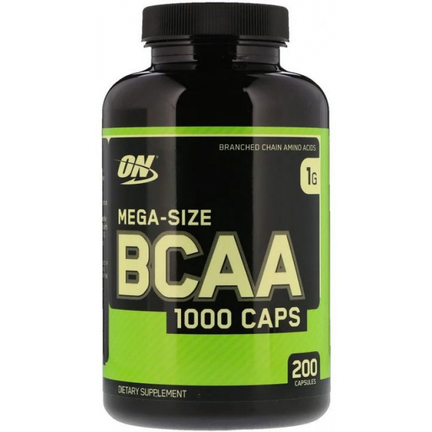 "BCAA 1000 Caps Mega-Size ""Optimum Nutrition"""