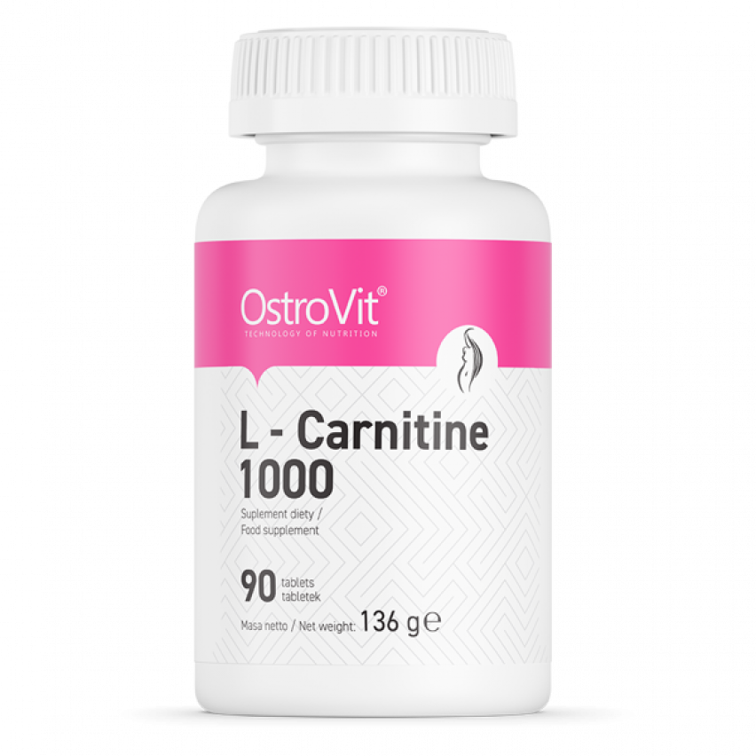 "L-Carnitine ""OstroVit"" (90 caps)"