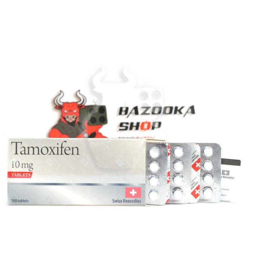 "Tamoxifen ""Swiss Remedies"" (100tab/10mg)"
