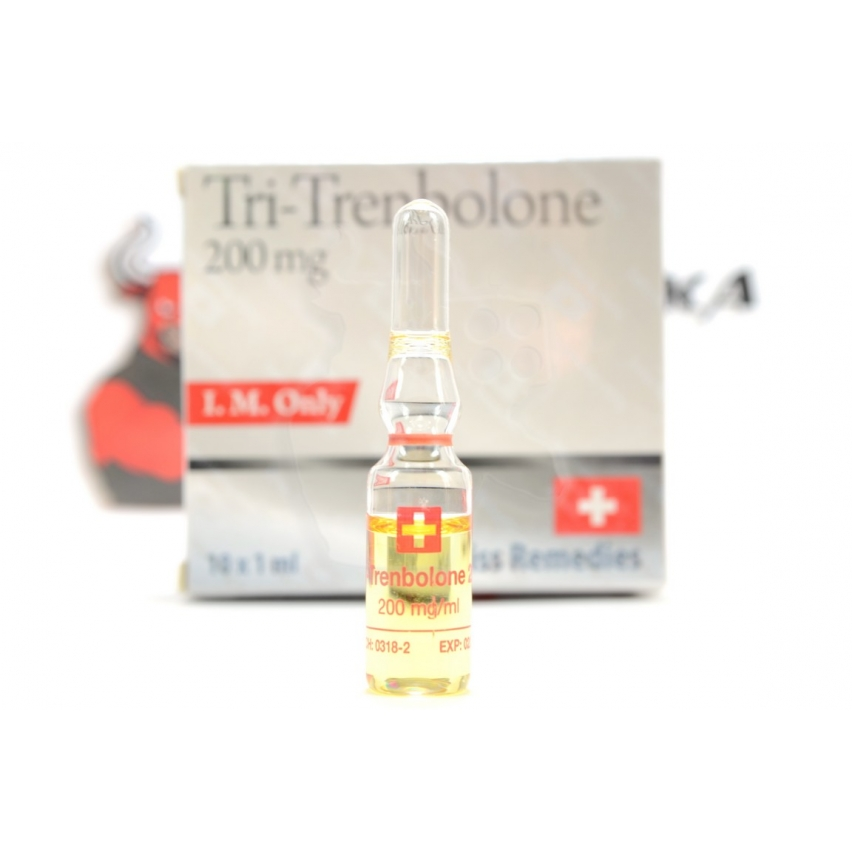 "Tri-Trenbolone ""Swiss Remedies"" (1ml/200mg)"