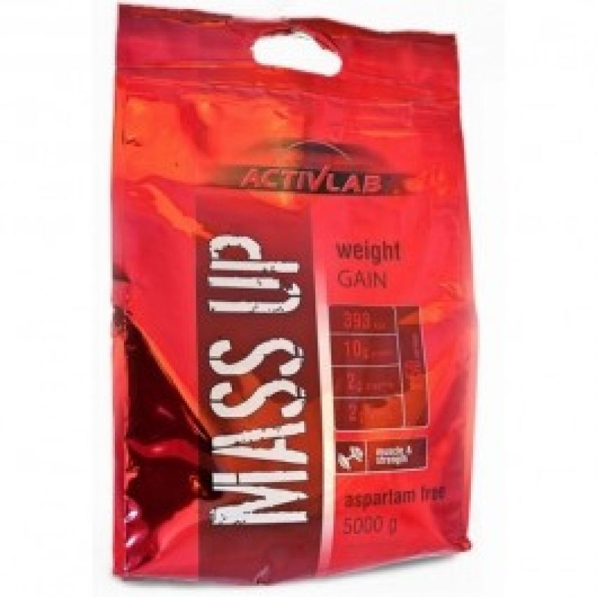 "Mass Up ""Activlab"" (5000g)"