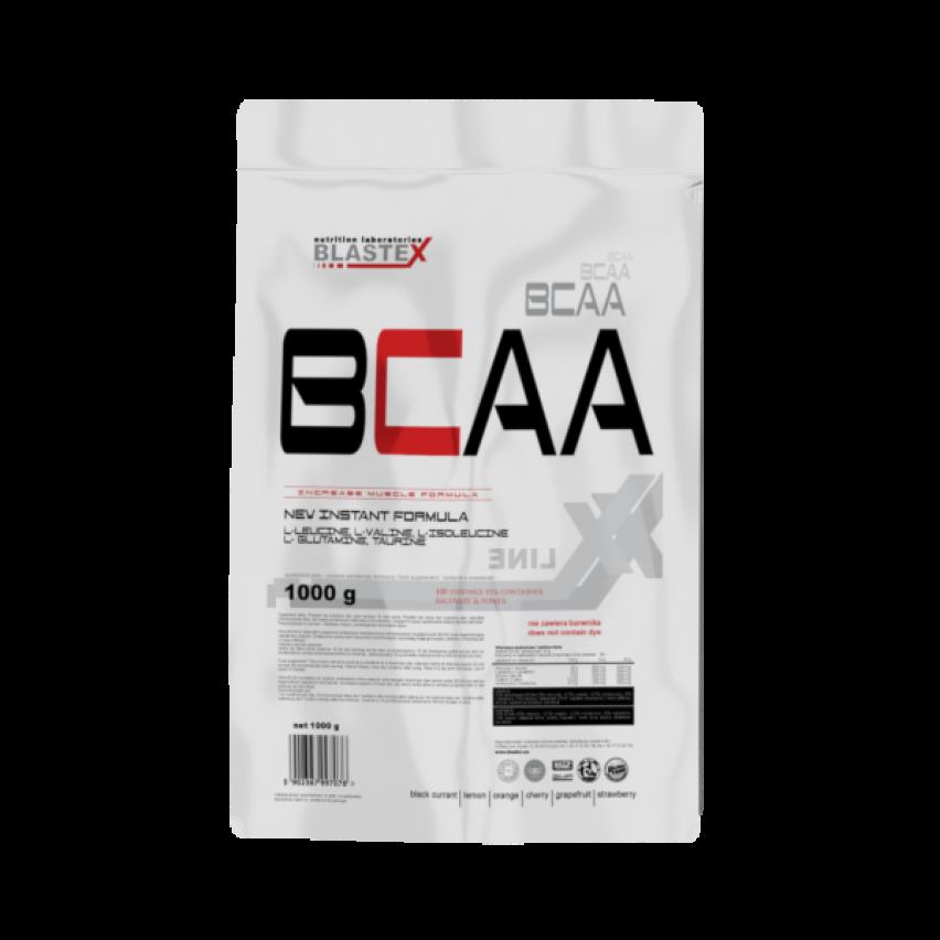 "BCAA Xline ""Blastex"" (1 kg) - Клубника"