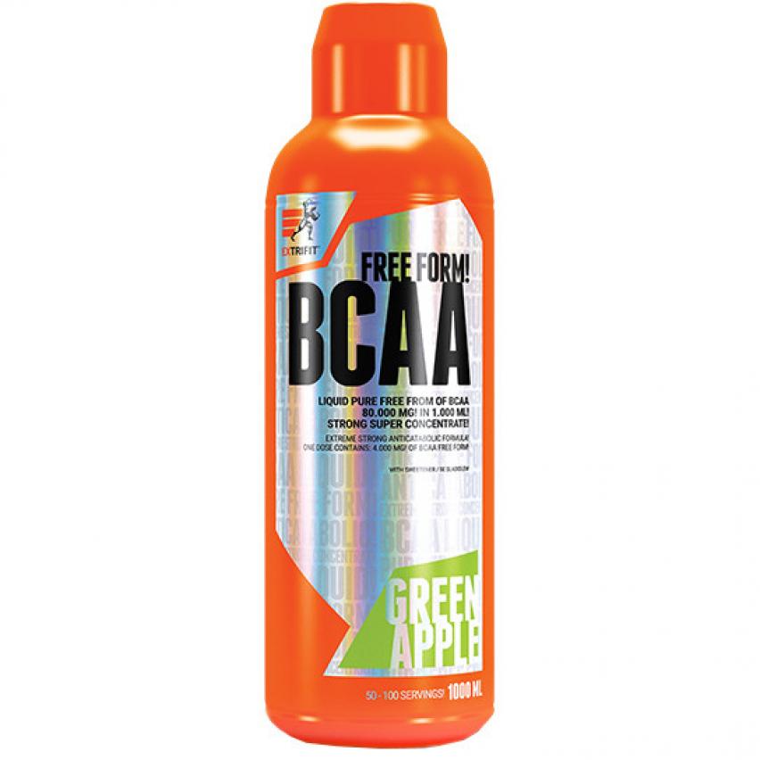 "BCAA 80.000 Liquid ""Extrifit"" (1000 ml)"