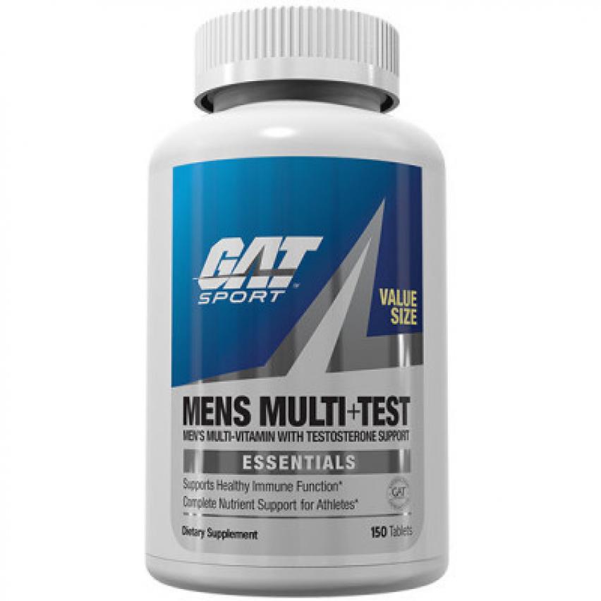 "Mens Multi + Test ""GAT Sports"" (60 таб)"