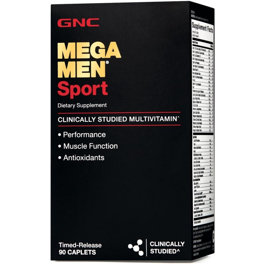 "Mega Men SPORT ""GNC"" (90 caps)"