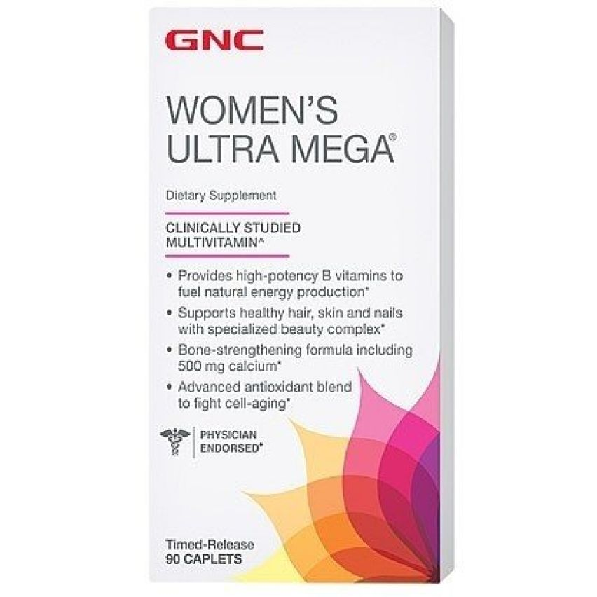 "Mega Womens Ultra ""GNC"" (90caps)"